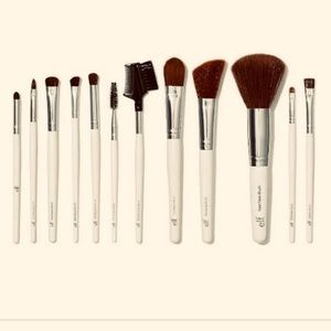Professional Makeup Brush Set of 12 by ELF NWT